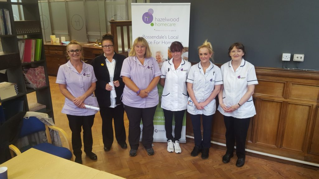 Home care award winners